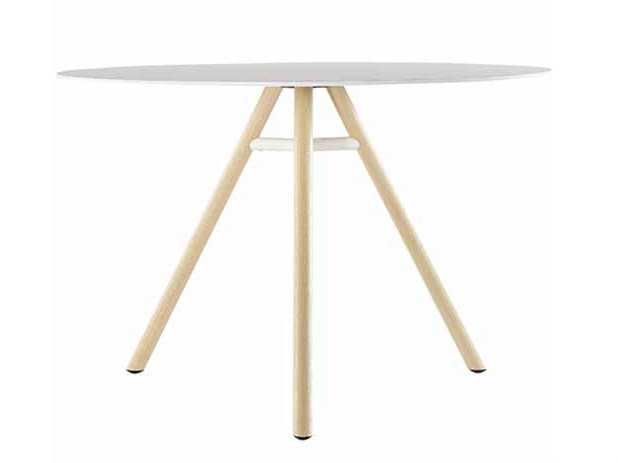 Round table MART | Round table by Plank