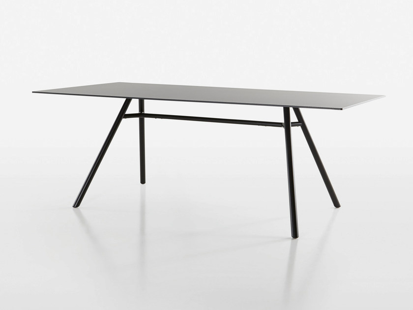 Rectangular table MART | Rectangular table - Plank