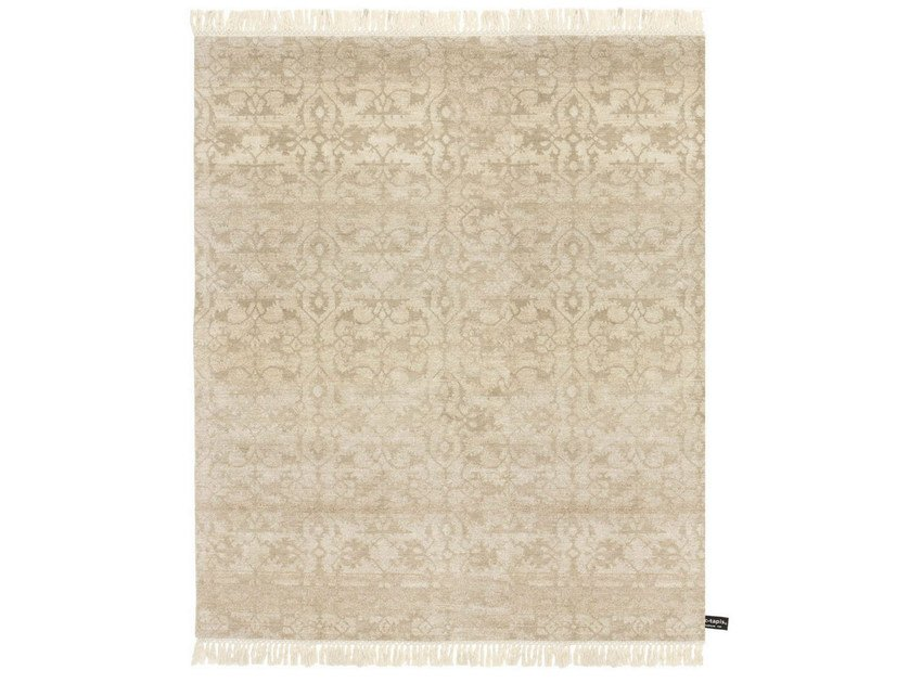 Patterned rectangular rug LOTTO - cc-tapis ®