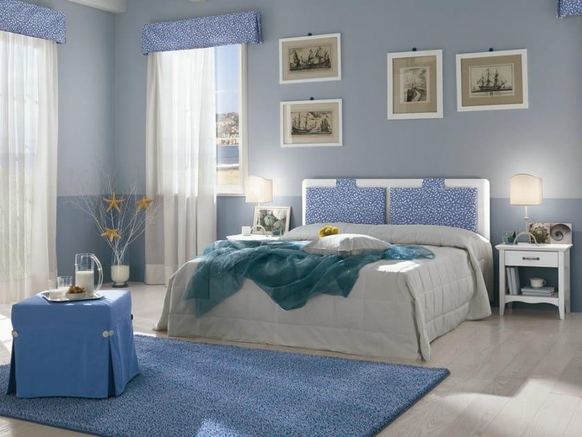 Wooden bedroom set ROMANTIC | Composition 13 - Callesella Arredamenti S.r.l.