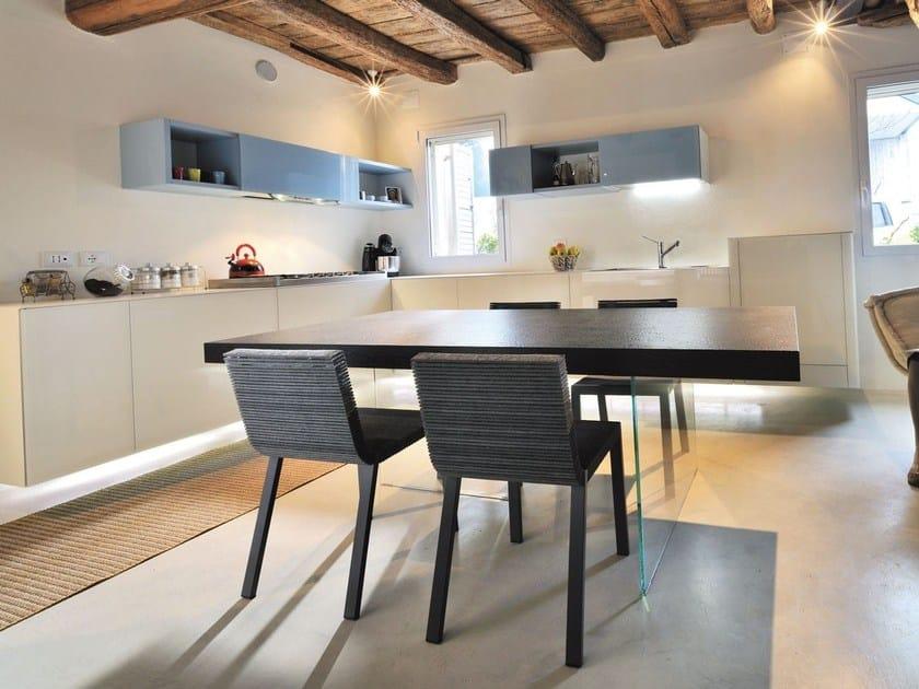 Cucina componibile laccata lineare 36e8 cucina lineare for Ditta lago mobili