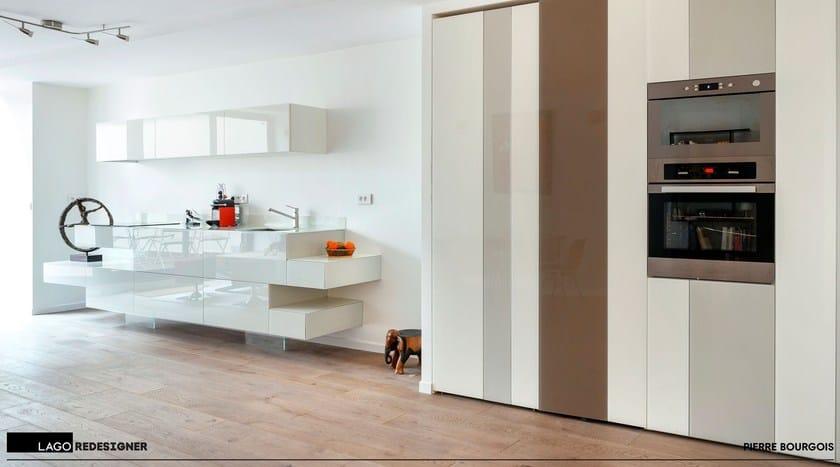 36e8 cucina lineare by lago design daniele lago - Cucine lago prezzi ...