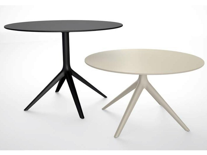 Folding round table MARI-SOL | Table - VONDOM
