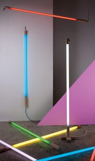 Lampada fluorescente al neon LINEA - Seletti