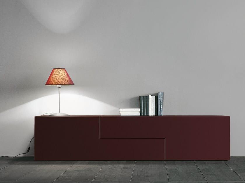 Lacquered dresser TWINS | Dresser - Lago