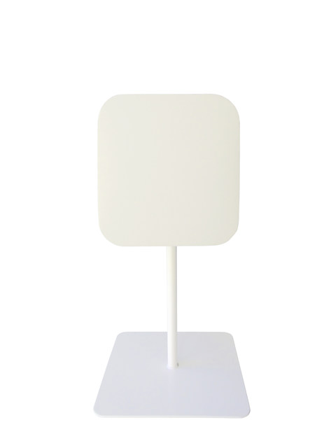 Fabric floor lamp TYPOGRAPHIA DOT - TABISSO