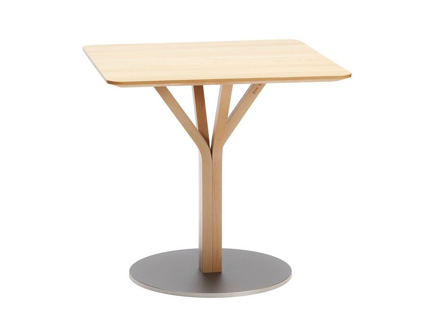 Square contract table BLOOM | Contract table - TON