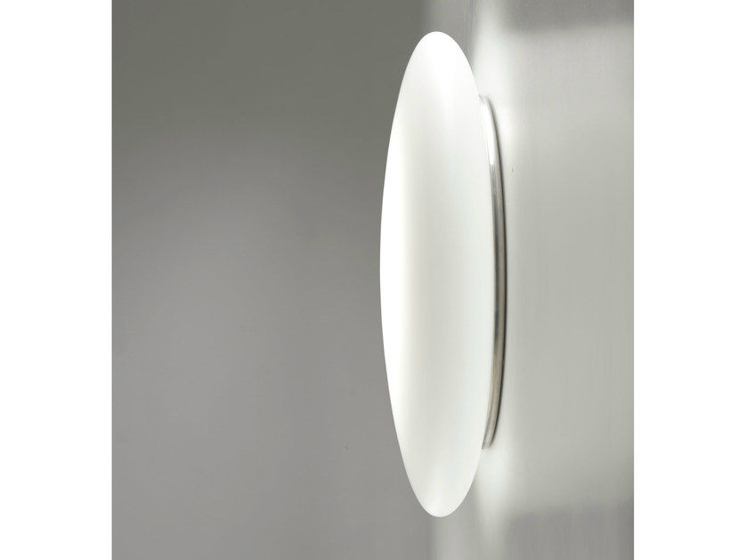 Glass wall lamp MENTOS MAGNETO | Wall lamp by Ailati Lights