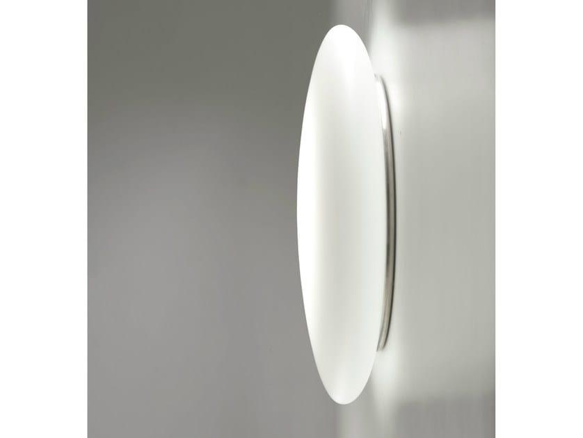 Glass wall lamp MENTOS | Wall lamp - Ailati Lights