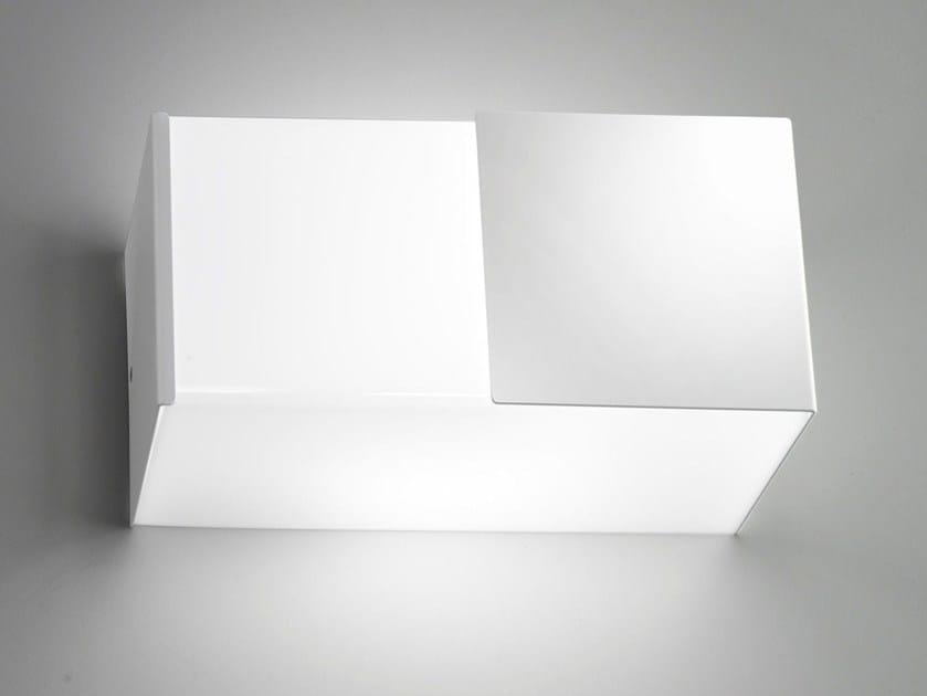 Methacrylate wall lamp DOMINO | Wall lamp - Ailati Lights