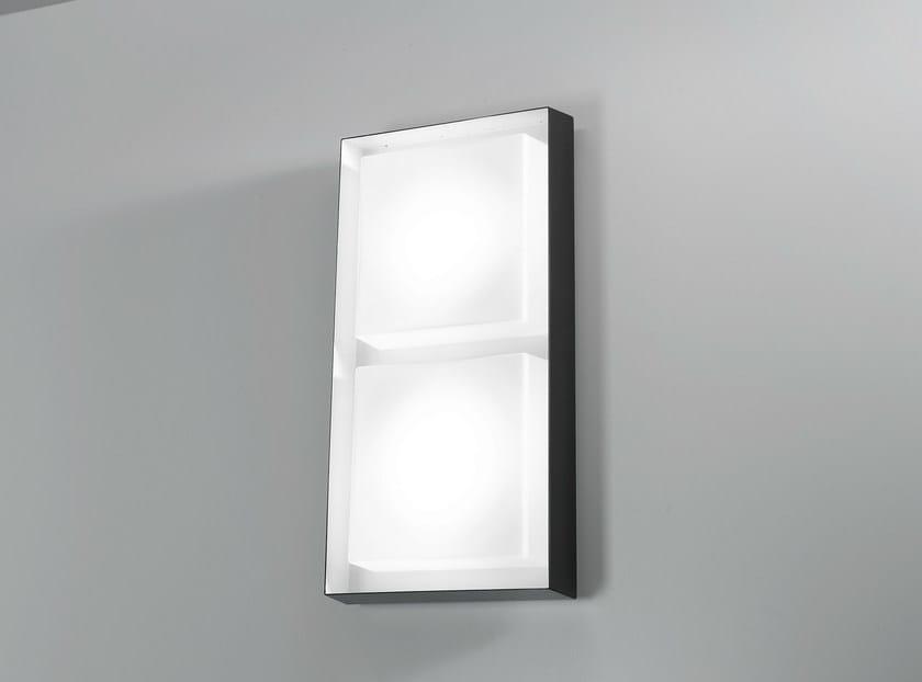 Glass wall lamp LUCCA | Wall lamp - Ailati Lights