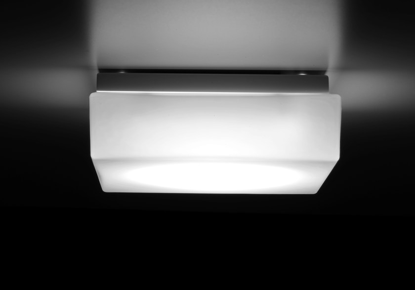 Glass ceiling lamp CAORLE | Ceiling lamp - Ailati Lights by Zafferano