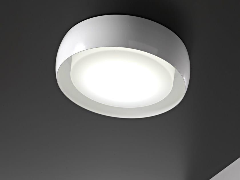Glass ceiling lamp TREVISO | Ceiling lamp - Ailati Lights