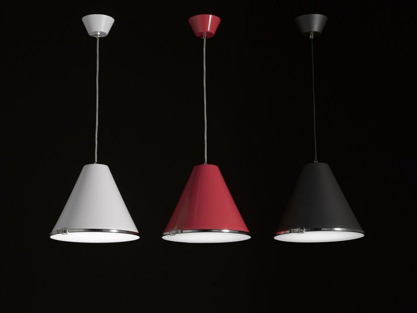 Metal pendant lamp VIOLETTA | Pendant lamp - Ailati Lights