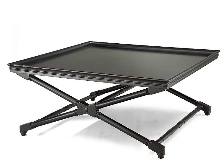 Square coffee table for living room HABANA | Coffee table by MARIONI