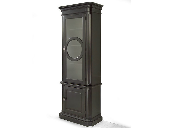 Wooden display cabinet EYE   Display cabinet - MARIONI