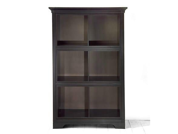 Wooden display cabinet ASPEN | Display cabinet - MARIONI