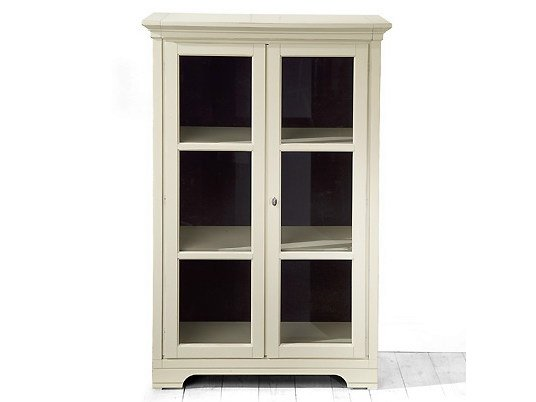 Wooden display cabinet ASPEN | Display cabinet - MARIONI