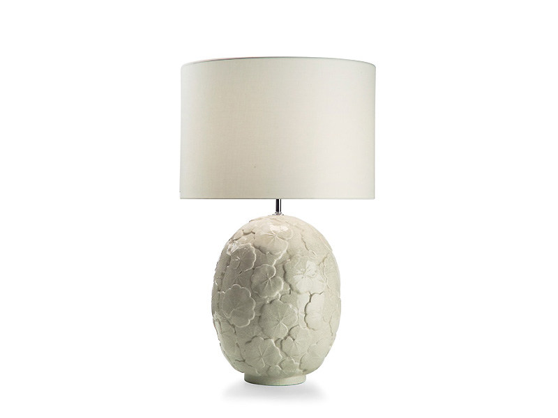 Ceramic table lamp GERRY | Ceramic table lamp - MARIONI