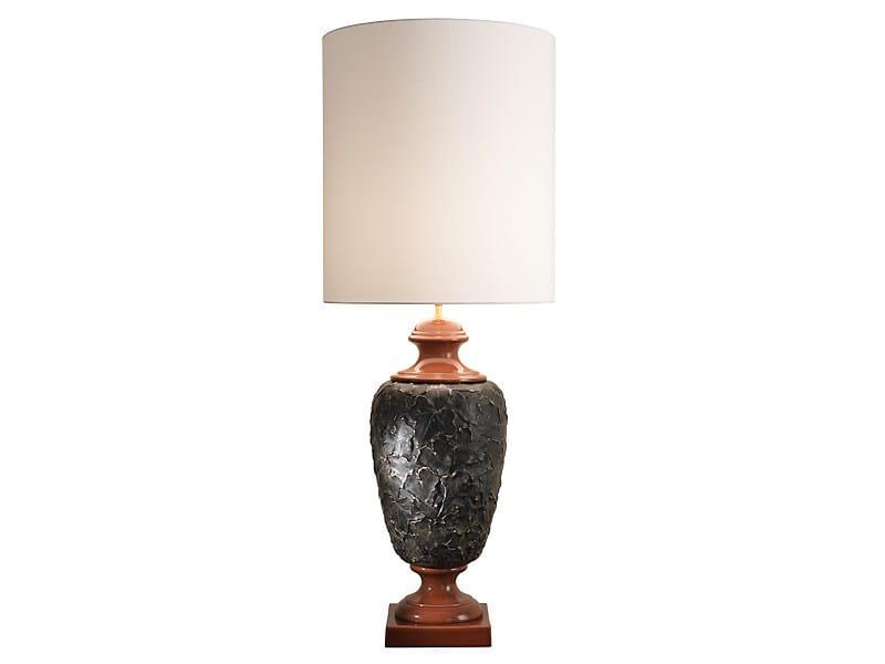 Ceramic table lamp ENYA | Ceramic table lamp - MARIONI