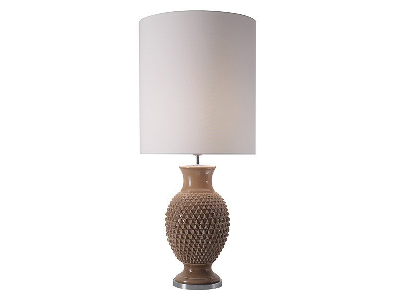 Ceramic table lamp DIAMOND | Table lamp by MARIONI