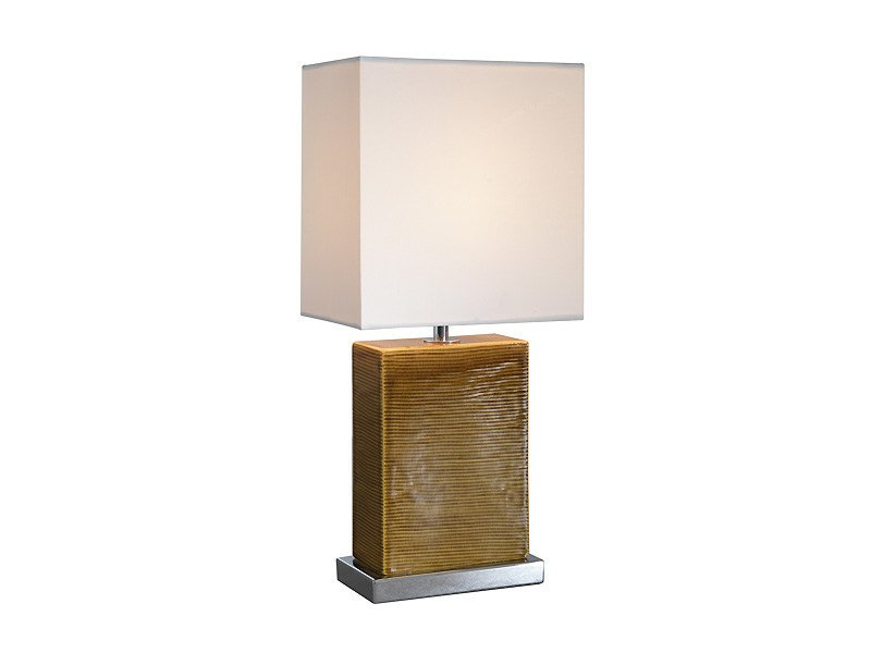 Ceramic table lamp CLUB FOUR - MARIONI
