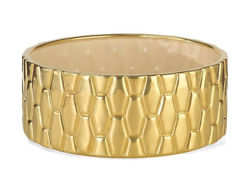 Ceramic centerpiece SNAKE | Centerpiece - MARIONI