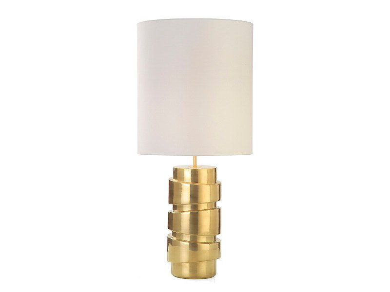 Ceramic table lamp CYL | Table lamp - MARIONI