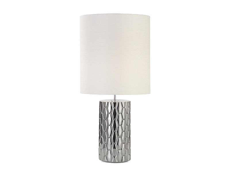 Ceramic table lamp SNAKE | Table lamp - MARIONI