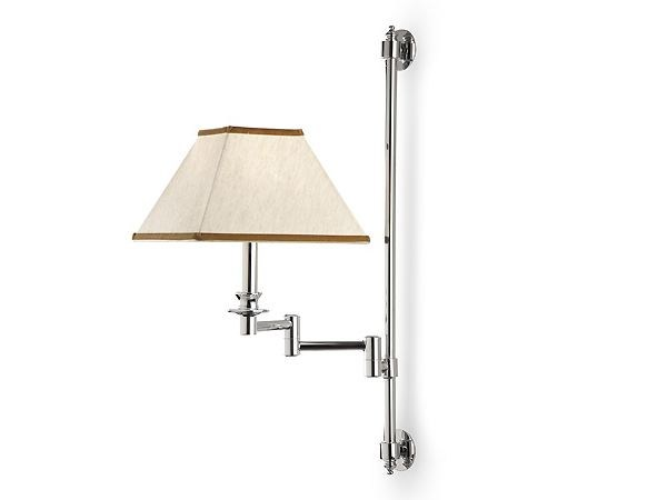 Wall lamp with swing arm VOIX | Wall lamp by MARIONI