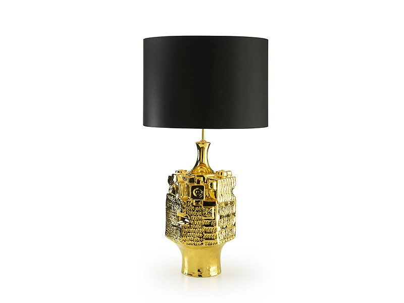 Ceramic table lamp LEGEND | Table lamp - MARIONI