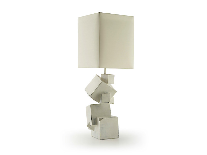 Ceramic table lamp PYRITE | Table lamp by MARIONI