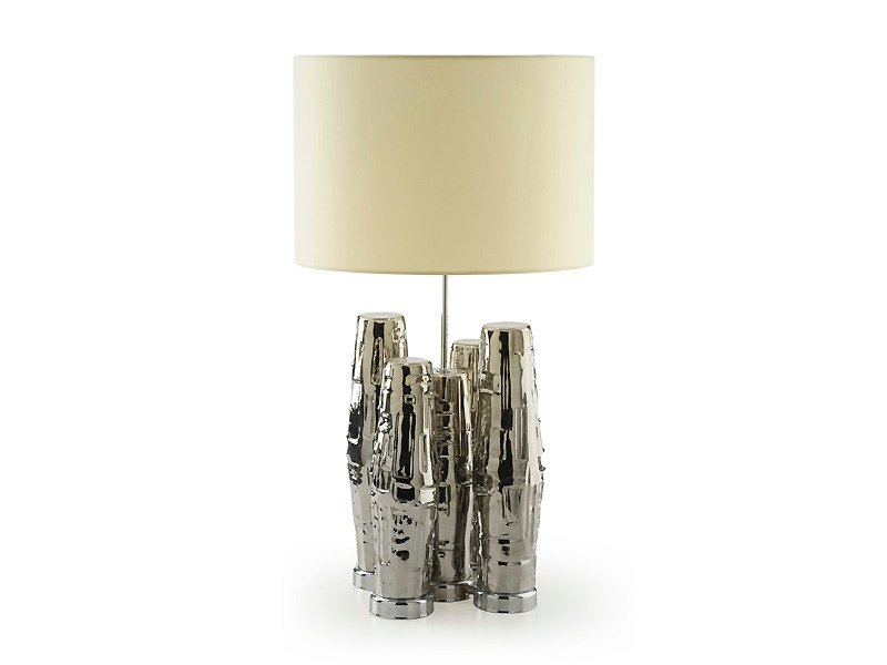 Ceramic table lamp SIRIUS | Table lamp - MARIONI