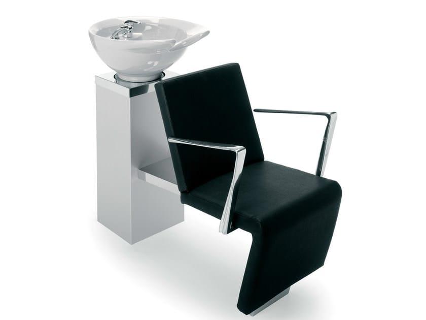 Shampoo basin SWAN Q - Gamma & Bross