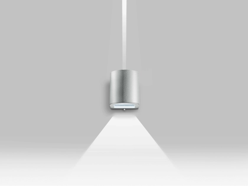 Direct-indirect light Wall Lamp KRISS - iGuzzini Illuminazione
