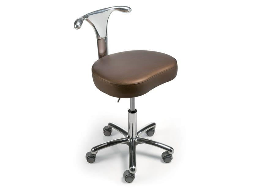 Salon stool TUXEDO by Gamma & Bross