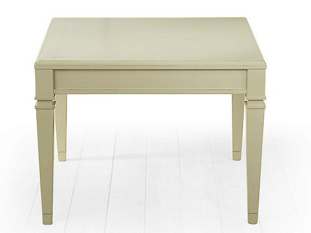 Lacquered square coffee table BERLINO | Coffee table - MARIONI