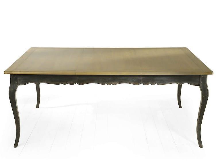 Citrus tavolo quadrato by marioni design marioni design for Tavolo quadrato allungabile design