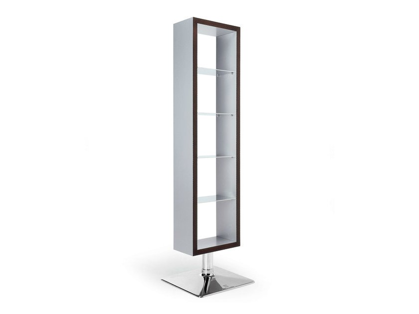 Double-sided floor-standing salon display unit VERCINGE - Gamma & Bross