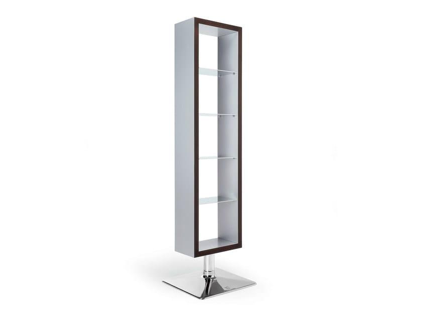 Double-sided floor-standing salon display unit VERCINGE by Gamma & Bross
