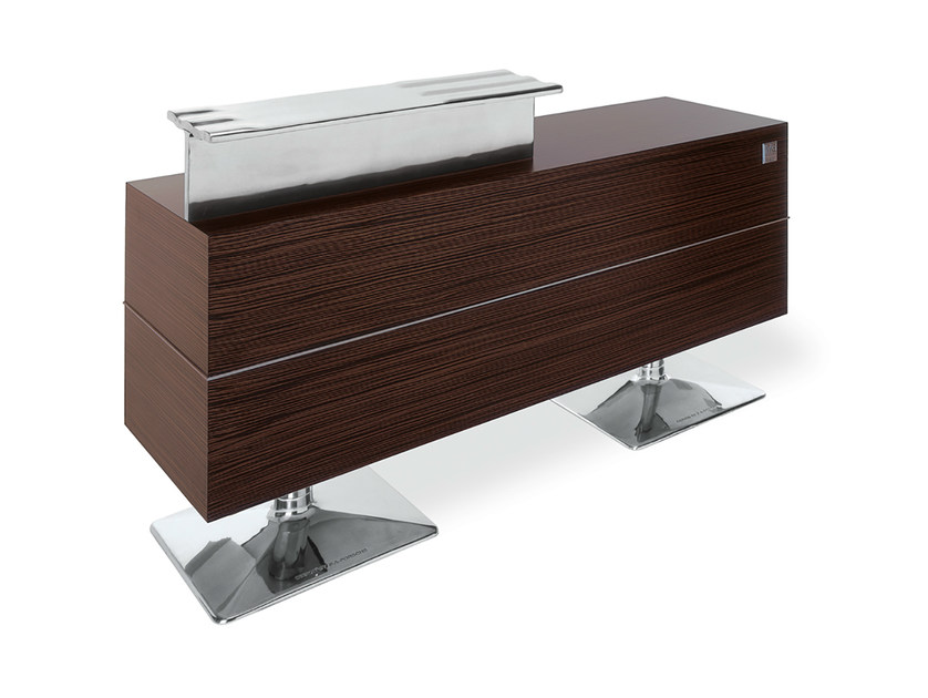 Reception desk TORIX - Gamma & Bross