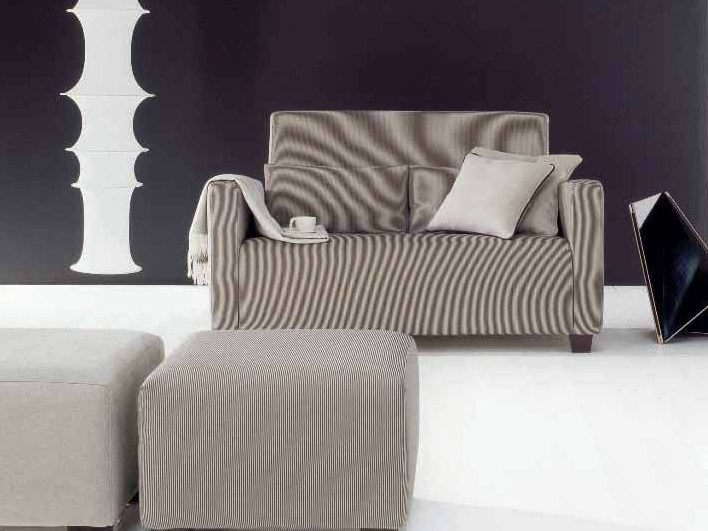 Fabric sofa HILTON - Twils