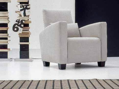 Armchair with armrests LOVET - Twils