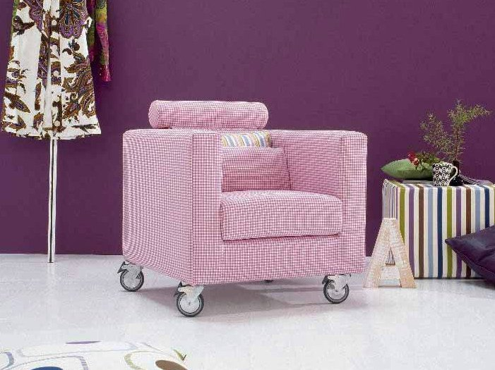 Armchair with armrests DOREMI - Twils