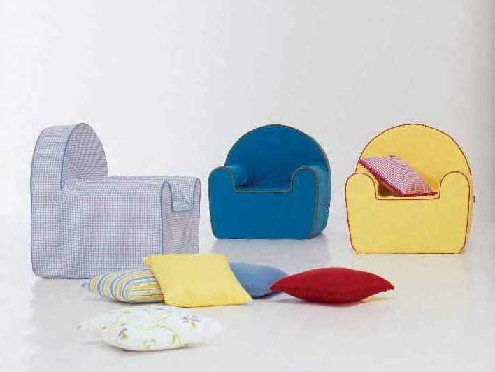 Kids armchair ANNASOFIA - Twils