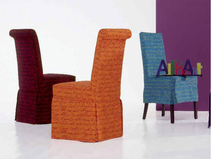Fabric chair SALLY by Twils