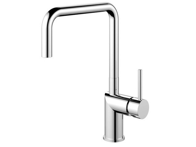 Stainless steel kitchen mixer tap RHYTHM RH-310 - Nivito