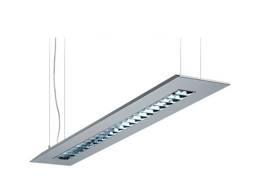 Direct light aluminium pendant lamp LIGHT AIR - iGuzzini Illuminazione