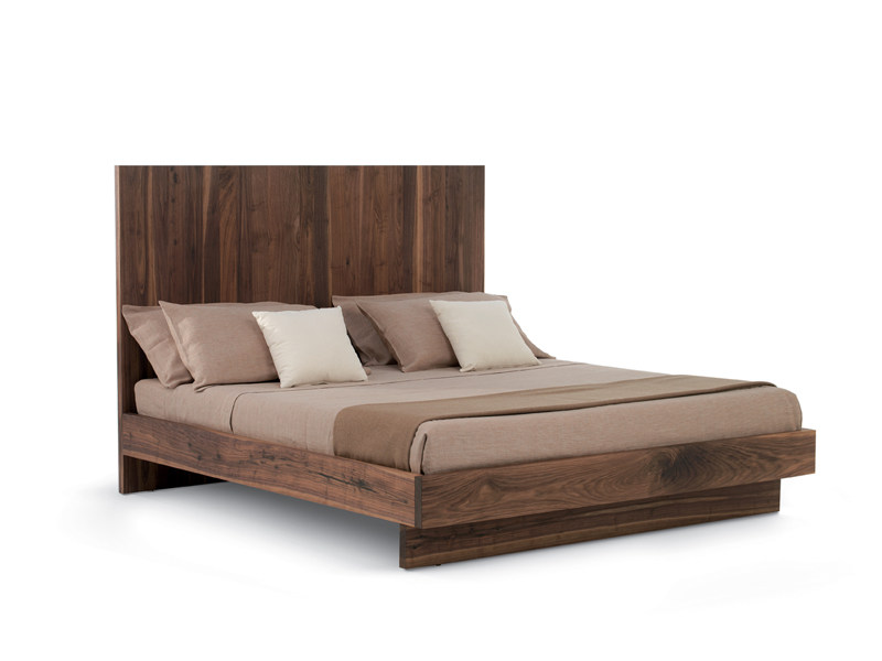 Wooden double bed NATURA 5 | Double bed - Riva 1920