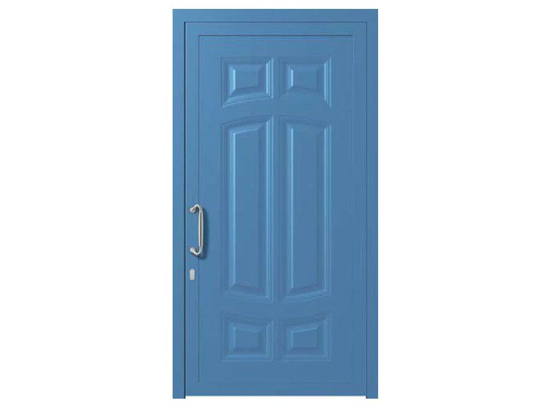 Aluminium armoured door panel ALGENIB/KD - ROYAL PAT
